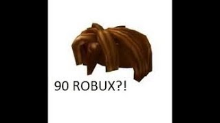 OMG BACON HAIR COST 90 ROBUX!!!! (roblox secret)