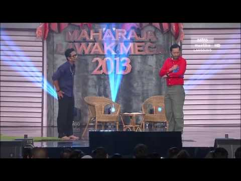 Maharaja Lawak Mega 2013 - Akhir - Tema Bebas - Shiro