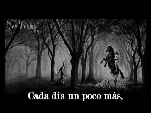 Lacrimosa - Der Verlust [LETRA EN ESPAÑOL...