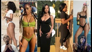 10 Rappers Daughters You'd Love To Smash | Master P Eminem Lil Wanye Eazy E Steve Harvey,Too Short