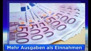 Österreichs Schulden wachsen auf unglaubliche 5,8 Milliarden Euro an - 28.09.2017 www.gigalion.de