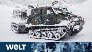 SONDERSENDUNG: Schneechaos 2019 - Katastrophenfall jetzt in zwei Regionen