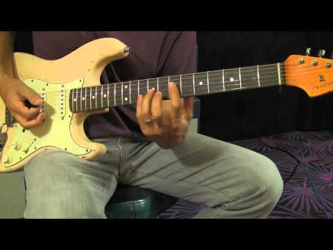 Free Rock Guitar Lessons - 80's rock guitar lessons - YouTube