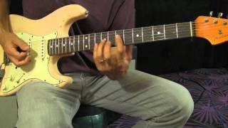 Free Rock Guitar Lessons - 80's rock guitar lessons