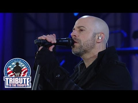 "Daughtry performs ""Waiting for Superman"": Tribute to the Troops 2013"