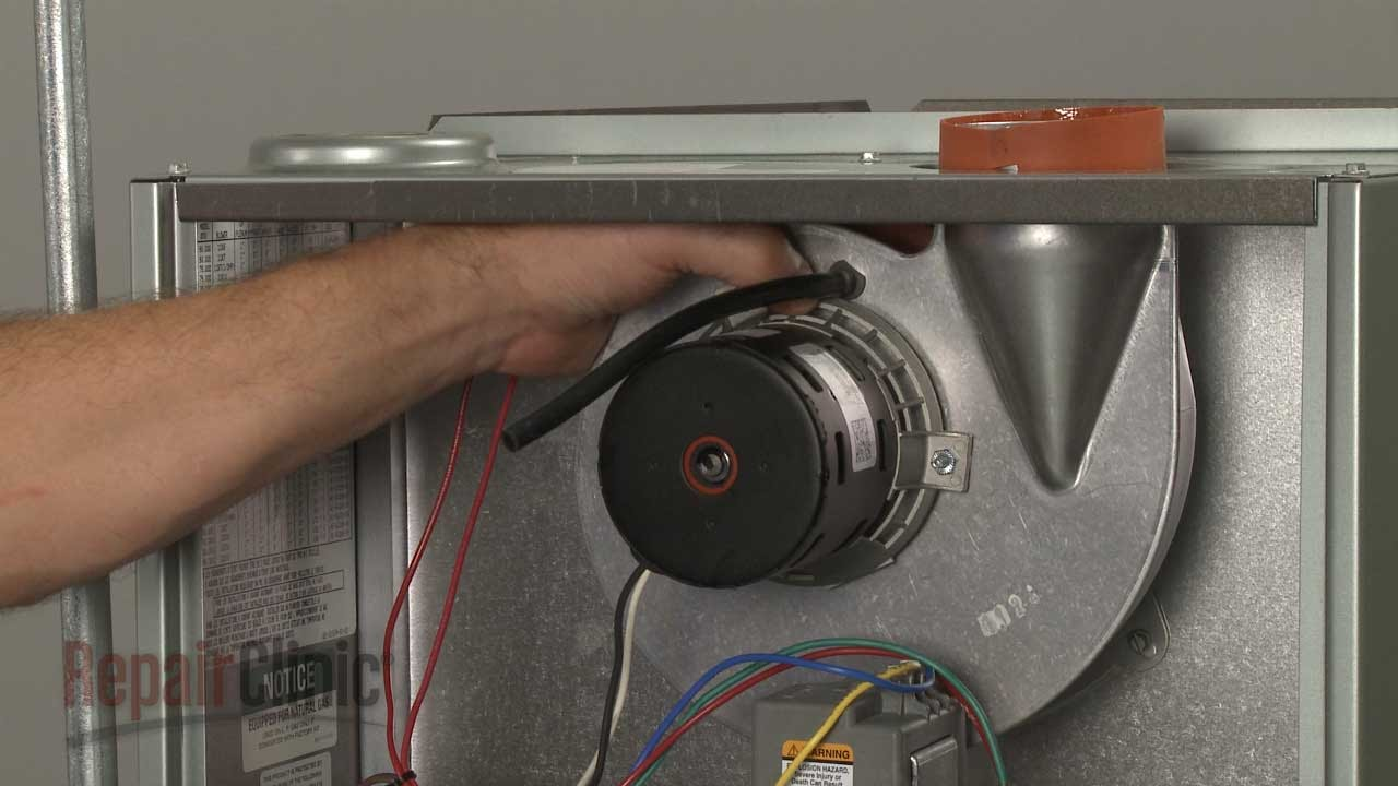 Rheem Furnace Starts Stops Draft Inducer Motor 70 101087
