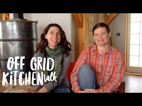 Stories of Living and Cooking Off the Grid (a chat with Johanna Fugal)