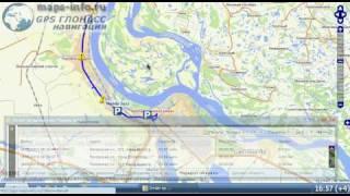 Спутниковый GPS - ГЛОНАСС мониторинг (контроль)(, 2010-07-05T15:29:22.000Z)