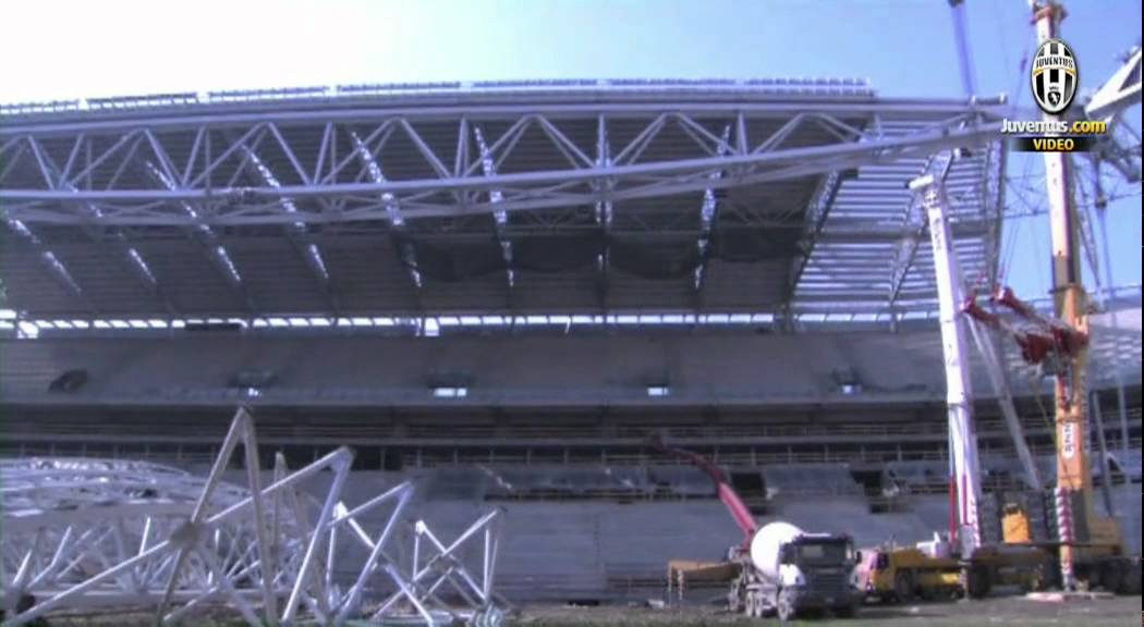 Il Nuovo Stadio Della Juventus 5 Parte New Juventus