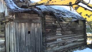 видео Снос дачного дома с вывозом мусора