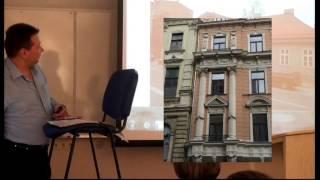 Asoc. prof. Harijs Tumans: Antīkās pasaules pēdas Rīgas ielās