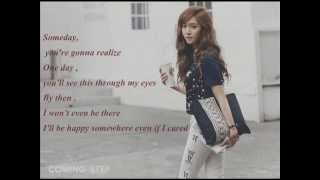 SNSD Jessica - Someday [Audio+ Lyrics]