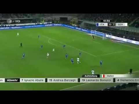 freundschaftsspiel deutschland italien