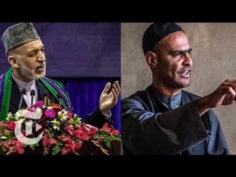 Impersonating Afghan President Karzai | The New York Times