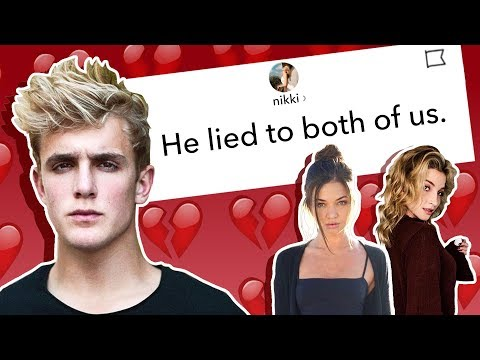 Jake Paul Accidentally Exposes Himself, Lies About Breakup With Erika Costell
