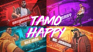 TAMO' HAPPY FT CHESARY, GUZ MÁN, CREYENTE.7 - AC JORDAN YouTube Videos