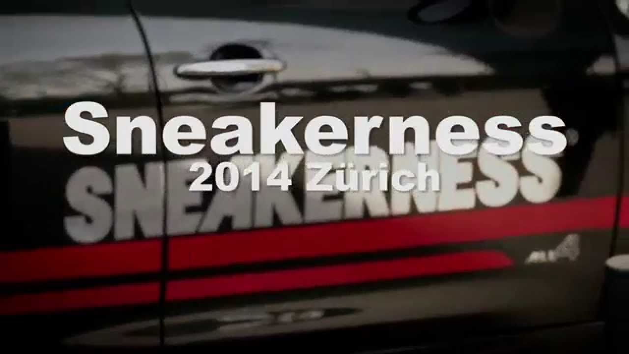 Sneakerness Zürich 2014