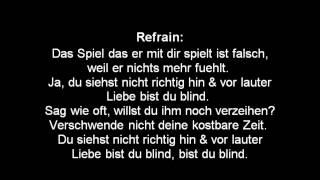 Kay One - Das Spiel (Songtext/Lyrics)