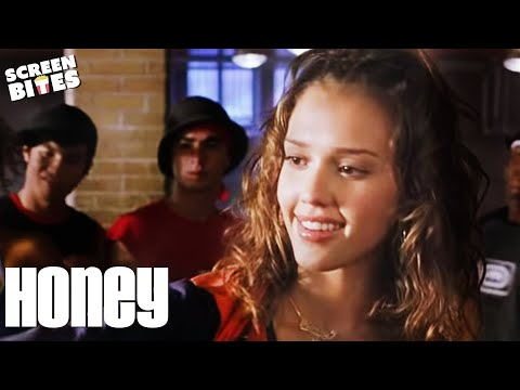Honey - Jessica Alba Group Dance OFFICIAL HD VIDEO