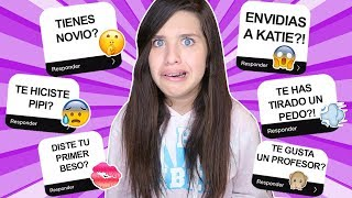 100 PREGUNTAS INCÓMODAS EN 5 MINUTOS!!⏰ SIN CENSURA 🙈🔥 | Leyla Star 💫