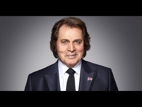 Engelbert Humperdinck Life Story Interview 2017 - New Album 'The Man I Want To Be'