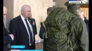 Бойцы 49-й общевойсковой армии отметили праздник