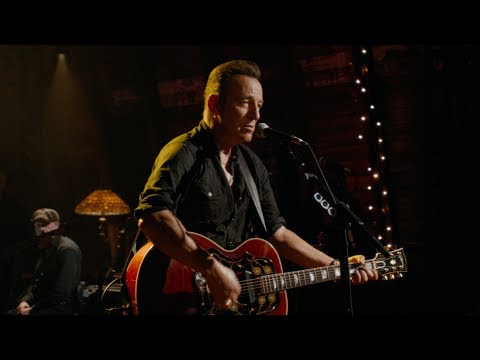 Don Action Jackson - Check Out The Trailer For Bruce Springsteen's Western Stars film