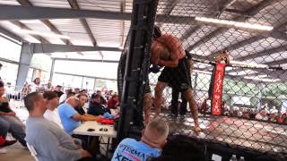 Sebastian Covarrubius MMA Fight- Compound Escondido (full fight)