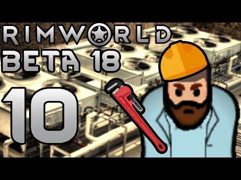Климат-контроль | E10 RimWorld [B18 MODDED]