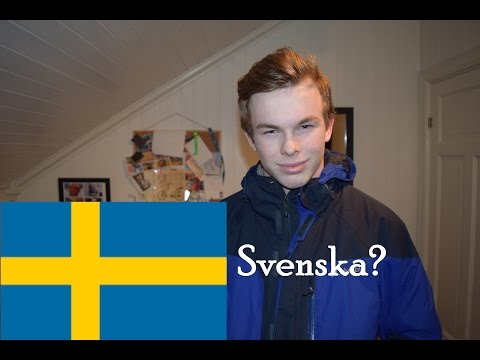 AM I ACTUALLY FROM SWEDEN?