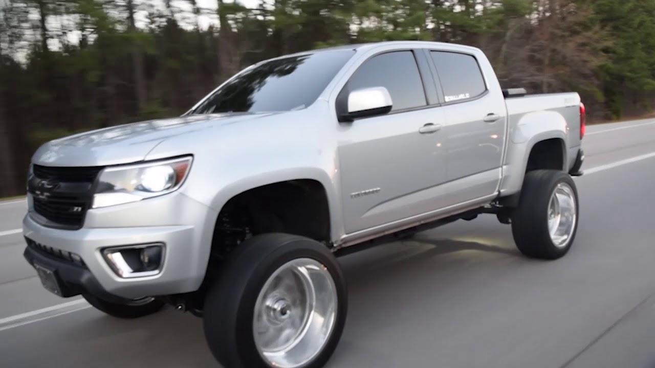 Lifted Chevy Colorado >> Lifted Chevy Colorado In Raleigh Nc Youtube