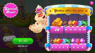 Candy Crush Soda Saga - Level 131 - 135 - Gameplay
