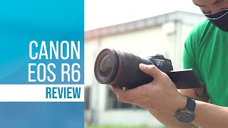 Canon EOS R6 review: How it stepped up my game!