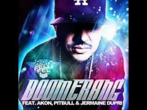 Boomerang DJ Feli Fel Feat Pitbull, Akon & Jermiane Dupri