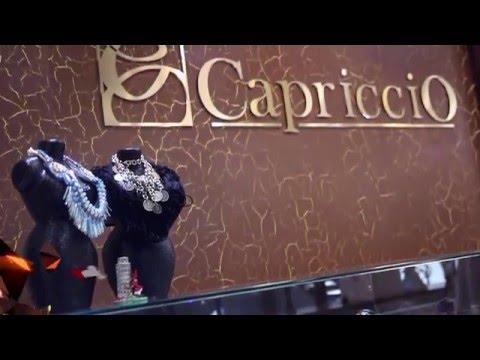Бутик итальянской одежды Capriccio в Казани