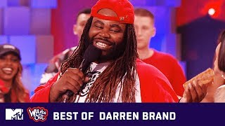 Darren Brand's BEST Rap Battles, Top Freestyles & Most Vicious Insults (Vol. 1) | Wild \'N Out | MTV