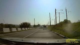 Из-за серьезного ДТП сегодня в течение двух часов было перекрыто движение по мосту через Енисей.