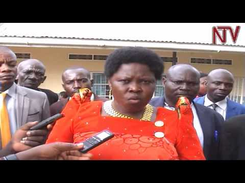State minister for health shocked by state of Kamwenge's Kakabala Health Centre III