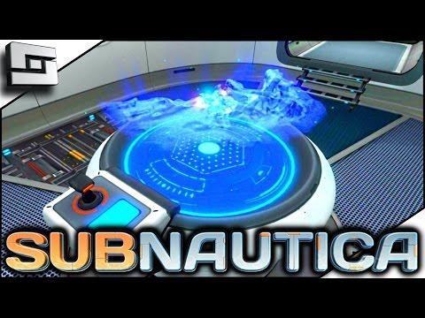 Subnautica Gameplay : SCANNER ROOM! S3E14