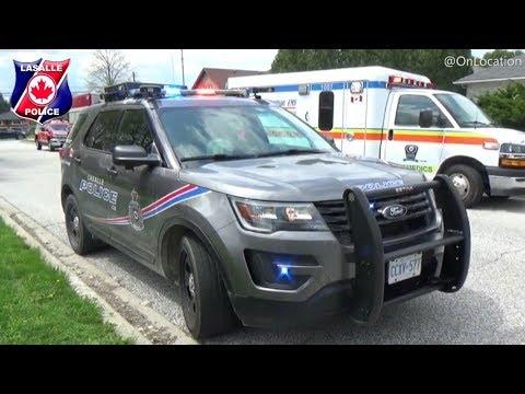 LaSalle Police, Ford Interceptor