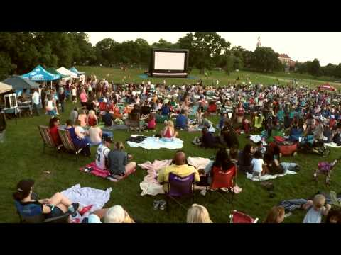 Nashville Scene's Movies in the Park 2015 Presented by Ram