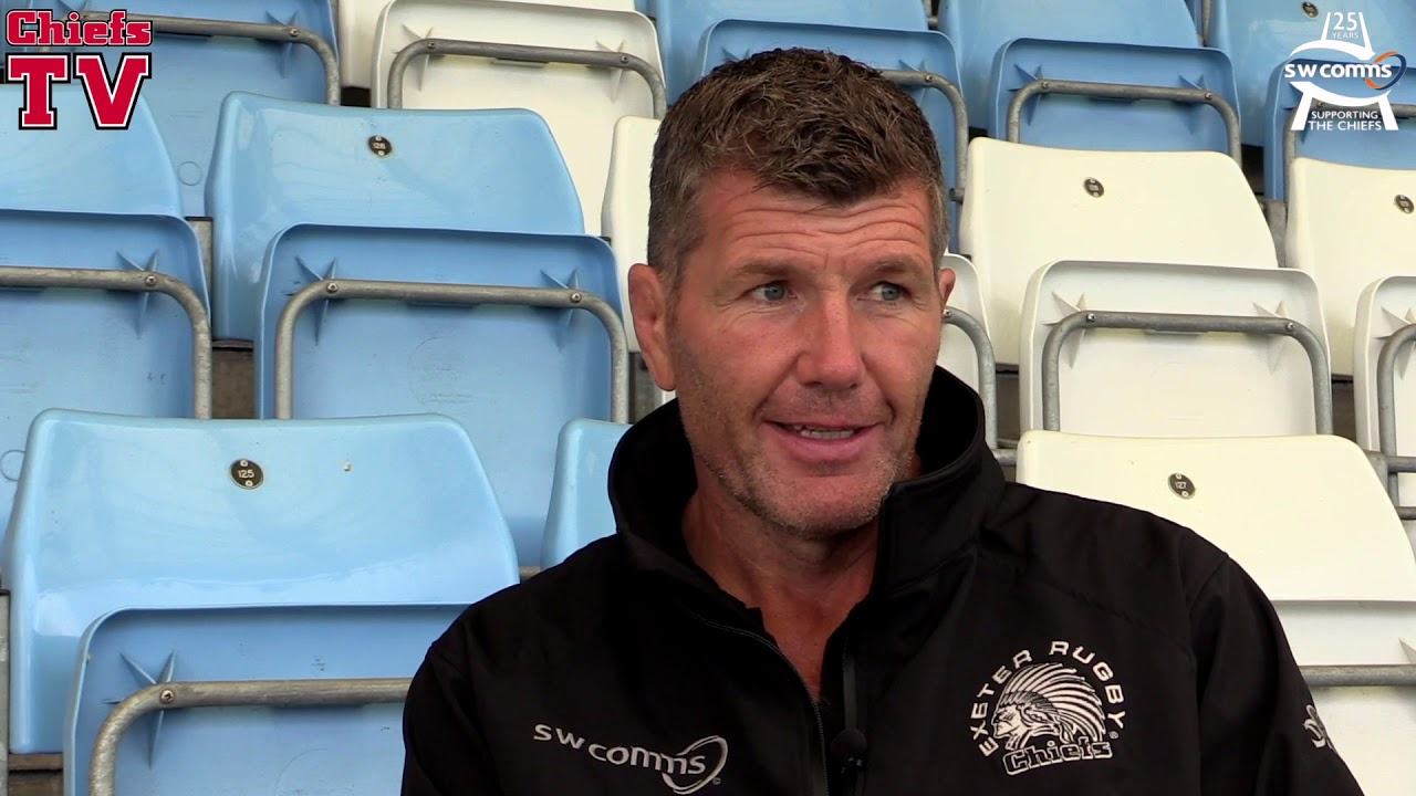 Chiefs TV: Rob Baxter - Stage Two training for the Chiefs
