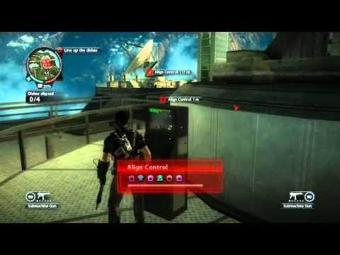 Just Cause 2 Pirate Broadcasting Mission