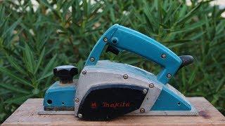 Repair and refresh 30 Year Old Hand Wood Planer - Electric Plane Makita
