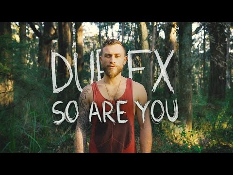 So Are You • Dub FX [ Official Video ] with Lyrics [ CC ]