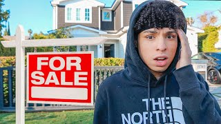 PUTTING LARRAY'S HOUSE UP FOR SALE!! (PRANK)