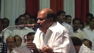 kerala congress m golden jubilee inauguration speech by p c george