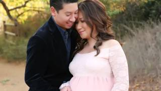 An InsideOut Pregnancy Session with Ana Brandt in Orange County, California