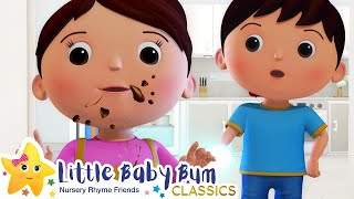 Johny Johny Yes Papa Song | Nursery Rhymes & Kids Songs! | Baby Songs | Learn with Little Baby Bum