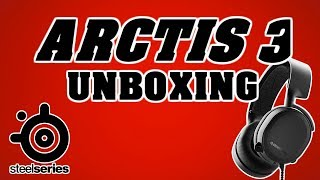 SteelSeries Arctis 3 - Gaming Headset Review and Unboxing